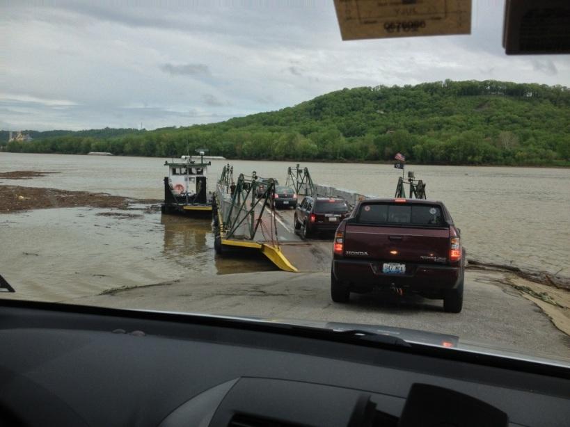 Anderson Ferry Cincinnati