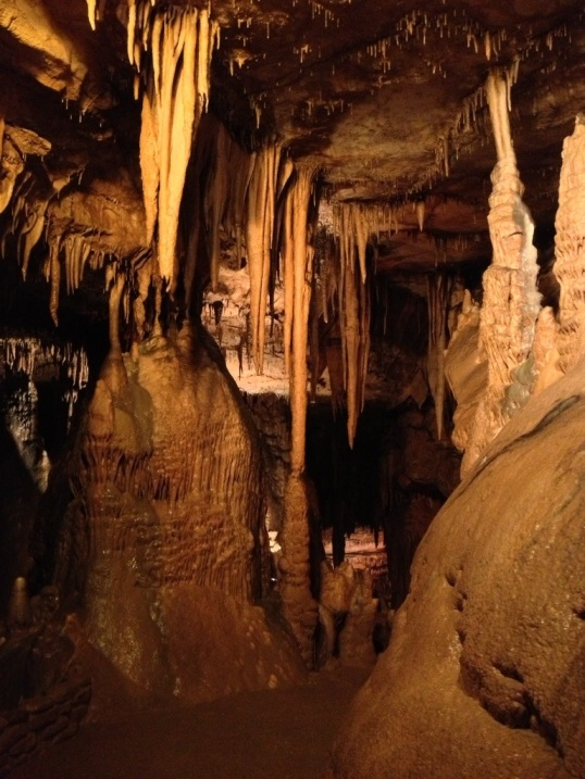 Marengo Cave