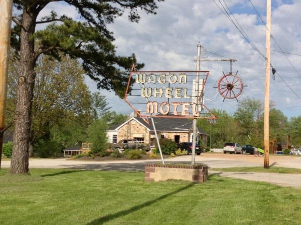 Wagon Wheel Motel Cuba MO