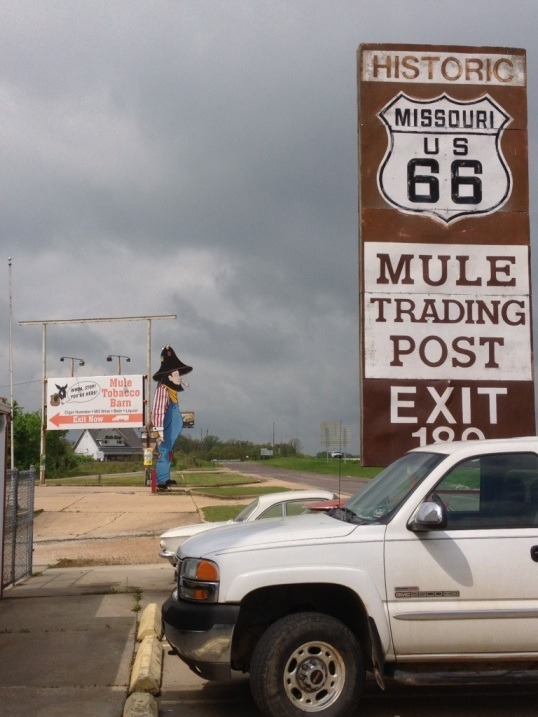 Mule Trading Post - Route 66