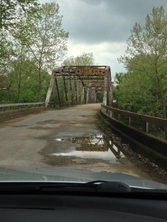Devil's Elbow Bridge