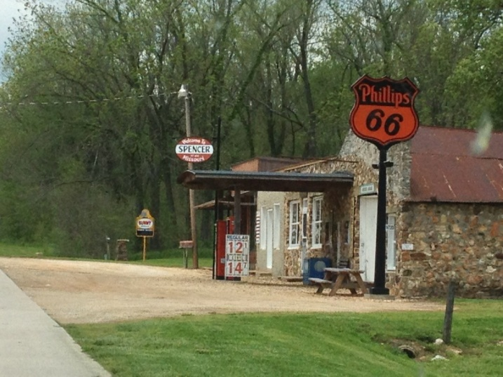 Vintage Phillips 66 Station