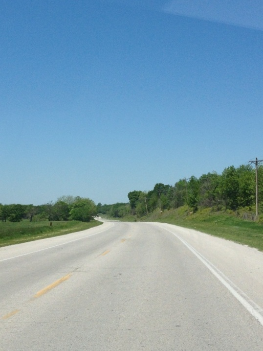 Oklahoma Open Road