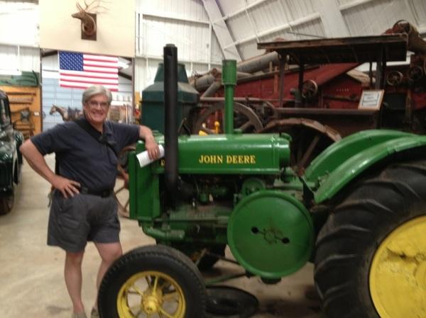 Tractor Envy