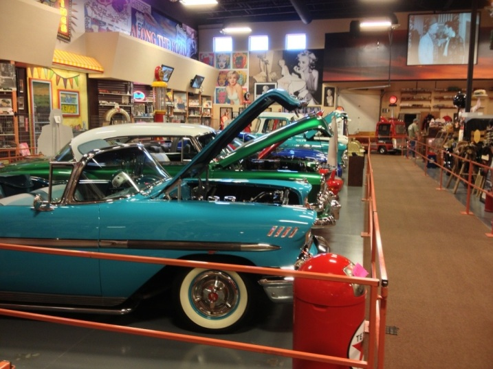 Russell's Car Museum