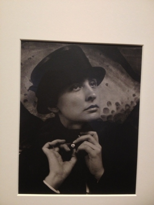Portrait of O'Keeffe