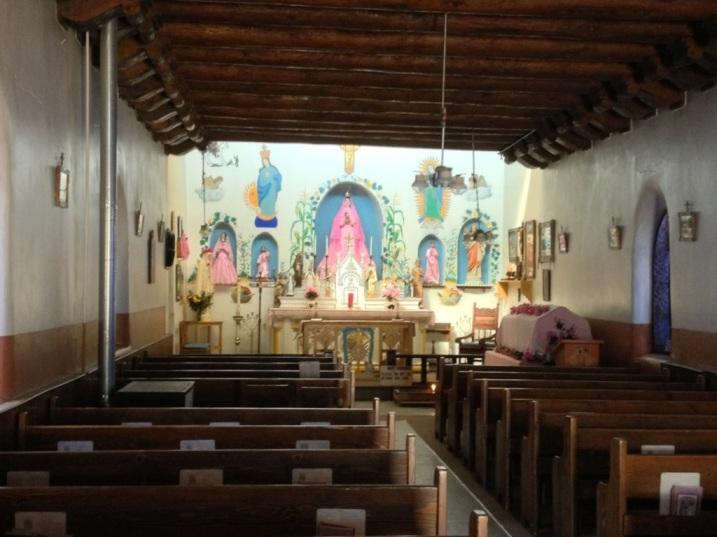 Taos Pueblo Chapel