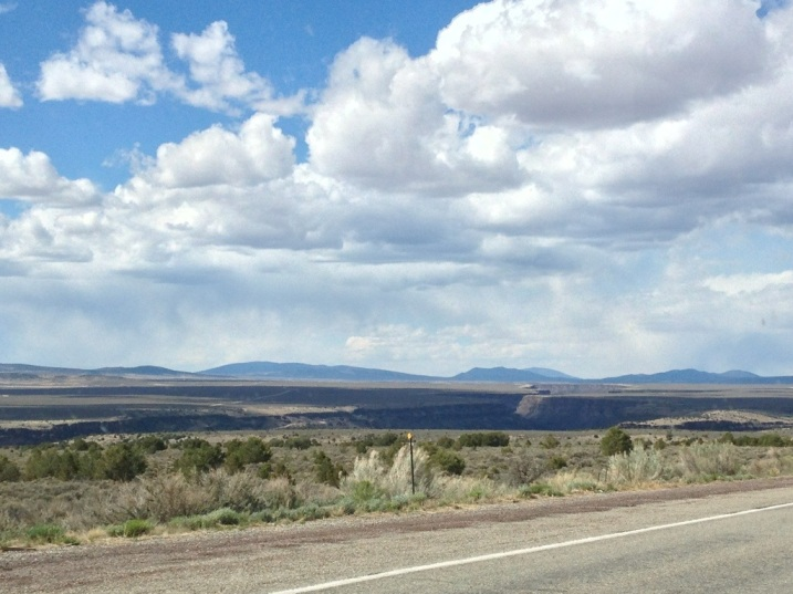 Rio Grande Gorge from Route 68