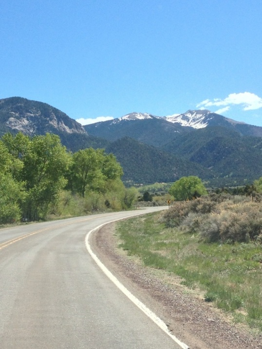 Today's Open Road Part I Taos Ski Valley