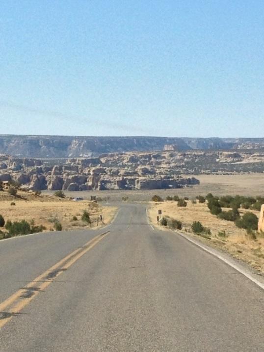 Today's open road