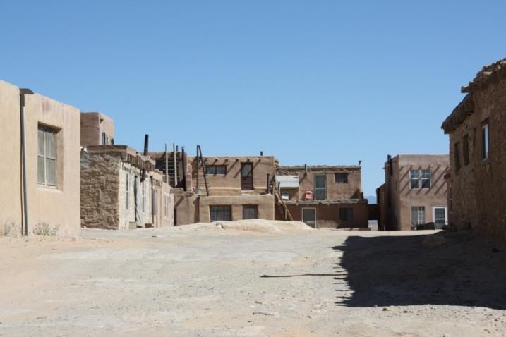 Adobes Acoma Pueblo