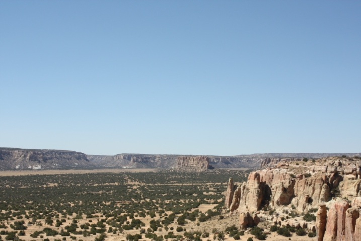 Million dollar view Acoma