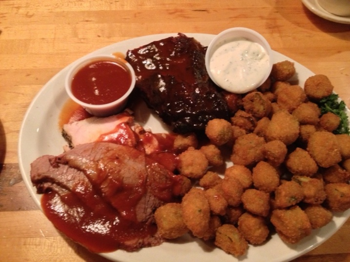 County Line BBQ