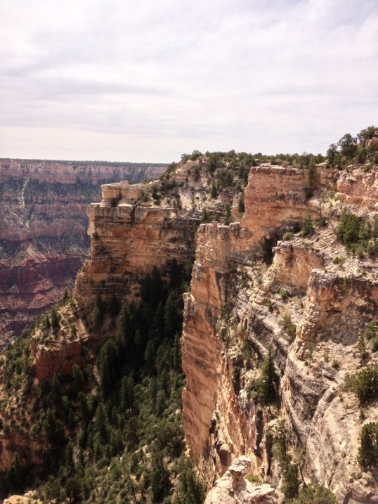 Beautiful Grand Canyon Vistas