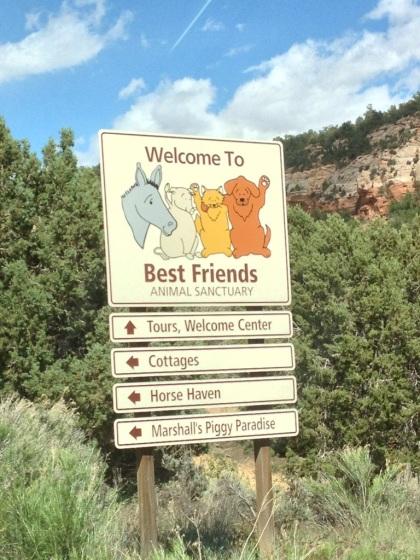 Best Friends Animal Sanctuary