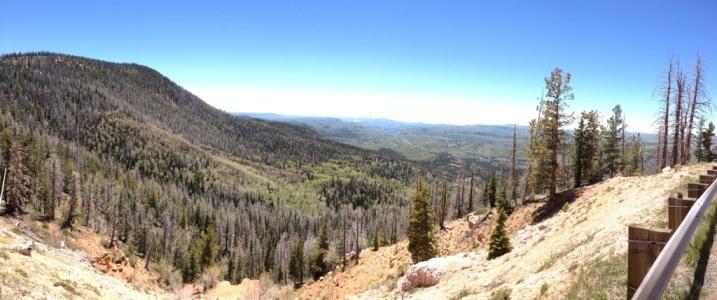 Cedar Breaks Vista