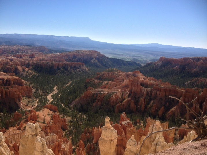 Magnificent Vista at Bryce Canyon