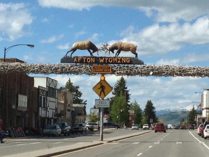Afton Wyoming