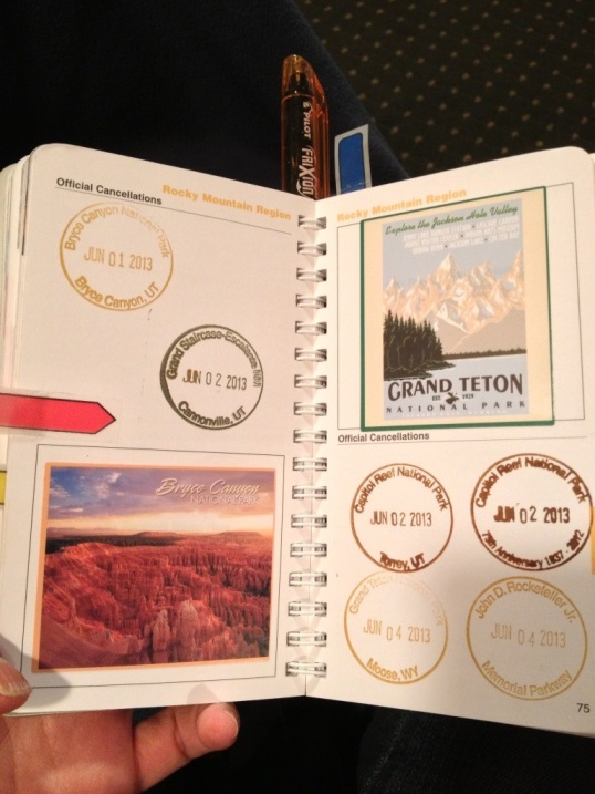 National Park Passport