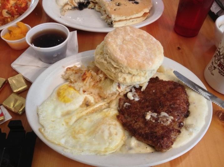 Breakfast at Bubba's