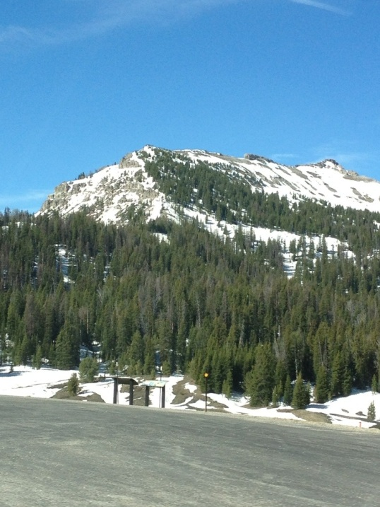 Togwotee Pass - Continental Divide
