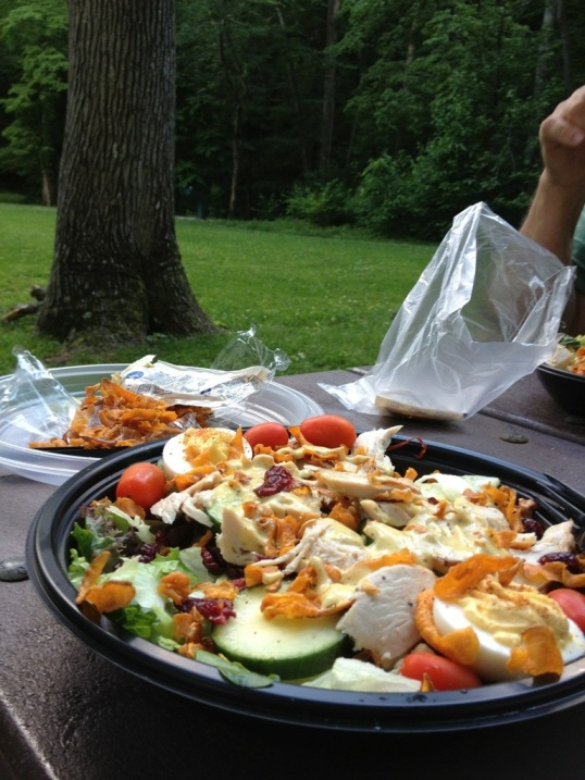 Picnic at Cumberland Gap National Historic Park