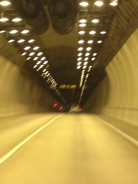 Tunnel through Cumberland Gap