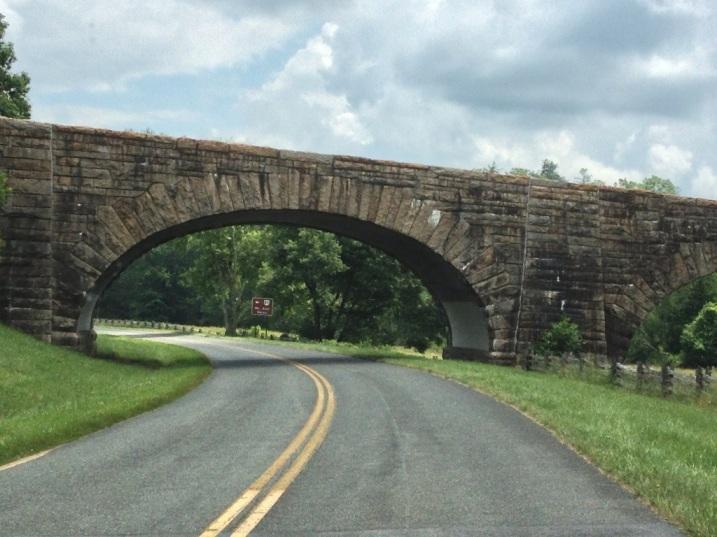 Stone Bridge - Blue Ridge Parkway