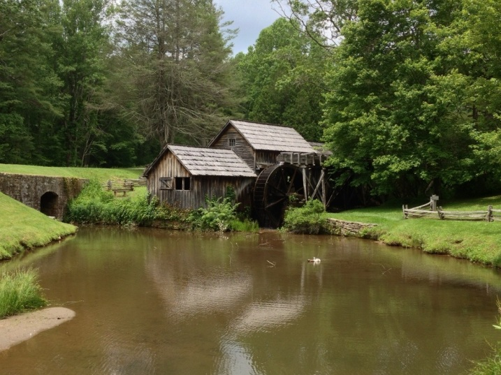 Mabry Mill - Blue Ridge Parkway