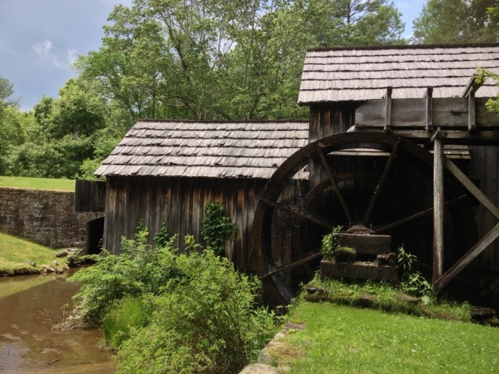 Mabry Mill - Blue Ridge Parkway