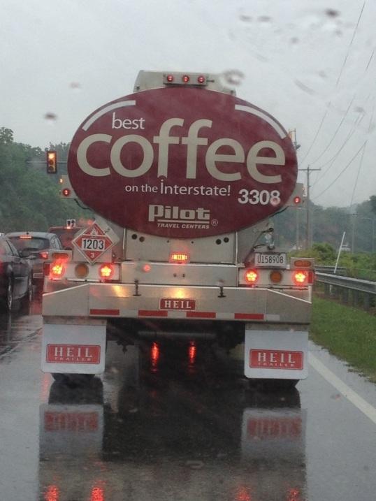 Coffee Tanker!
