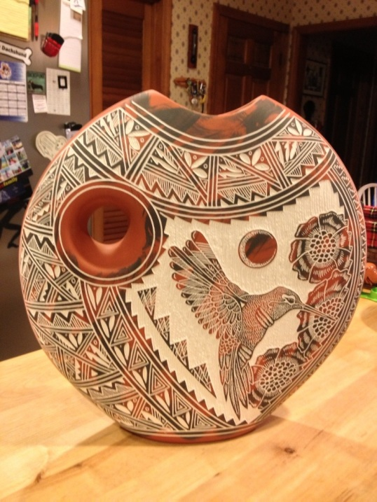 Acoma Pottery by Michael & Robin Romero