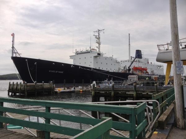 Castine Maritime Academy
