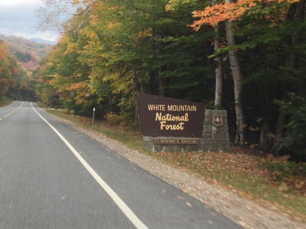 Kancamagus Highway Lincoln NH