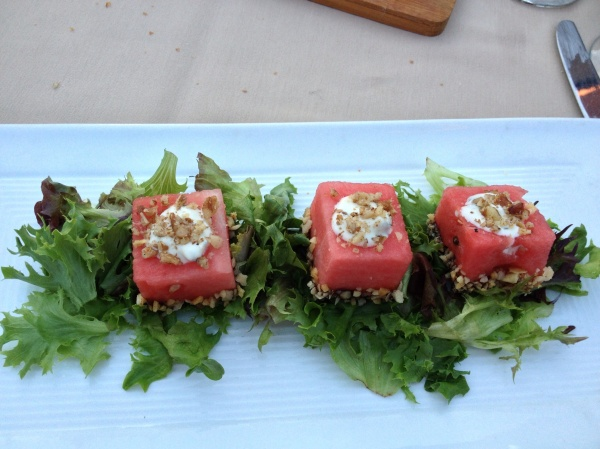 Mombo Watermelon Feta Salad